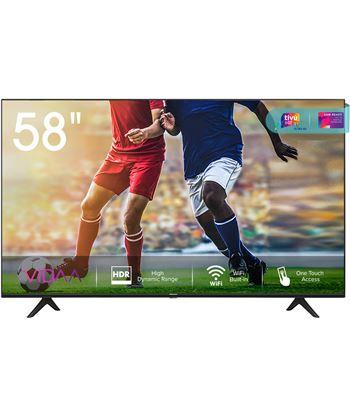 Hisense 58A7100F televisor led - 58'' - 3840*2160 4k - hdr - dvb-t2/ - HIS-TV 58A7100F