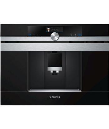 Cafetera integrable Siemens CT636LES6 negro 19bare - CT636LES6