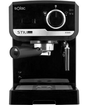 Cafetera express Solac ce4493 stillo espresso 19 bares negra CE4493ESPRESSO - CE4493ESPRESSO