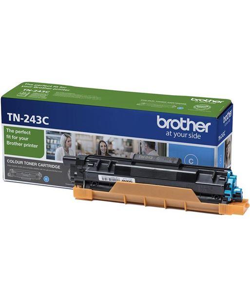 Brother TN243C toner cian - 1000 páginas - compatible según especificacione - BRO-TN-243C