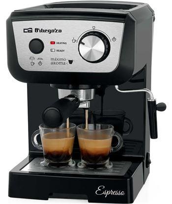 Cafetera espresso Orbegozo ex 5000 - 1050w - 20 bar - deposito de agua 1.3l 17534 - 17534