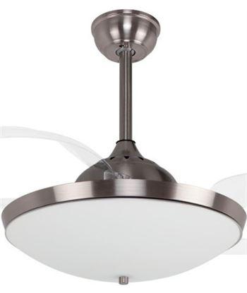 Ventilador de techo con luz Orbegozo cp 105105 - 75w - ø105cm - 4 aspas tra 17606 - 8435568401358