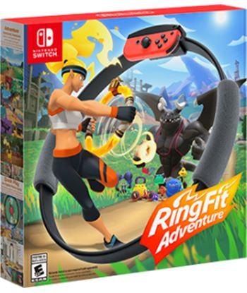 Juego Nintendo switch ring fit adventure 10001992 Juegos - 10001992