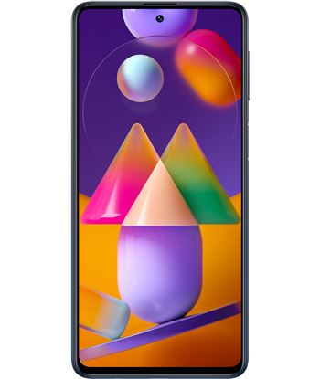 Smartphone móvil Samsung galaxy m31s blue - 6.5''/16.51cm - cam (64+12+5+5)/ M317F DS BLUE - SAM-SP M317F DS BLUE