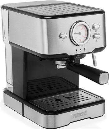 Cafetera express Princess 249412 adaptable cápsulas nespresso 20 bares - 249412