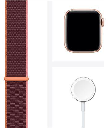 Apple MYEJ2TY/A watch se 40mm gps cellular caja oro con correa ciruela sport loop - m - 85937367_4630468632