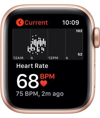 Apple MYEJ2TY/A watch se 40mm gps cellular caja oro con correa ciruela sport loop - m - 85937367_4170481774
