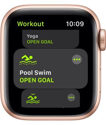 Apple MYEJ2TY/A watch se 40mm gps cellular caja oro con correa ciruela sport loop - m - 85937367_9760148704