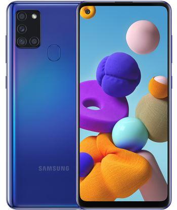 Teléfono libre Samsung galaxy a21s 16,51 cm (6,5'') hd+ 32/3 gb azul SM_A217FZBNEUB - SM_A217FZBNEUB