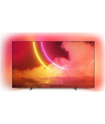 Philips 55OLED805 tv oled 139 cm (55'') ultra hd 4k android tv ambilight - 55OLED805