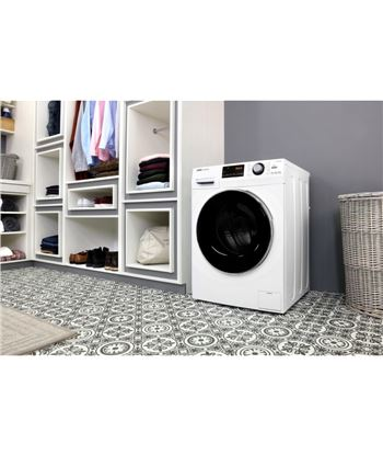 Haier HW100-B14636 lavadora carga frontal Lavadoras - 40098649_8866892387