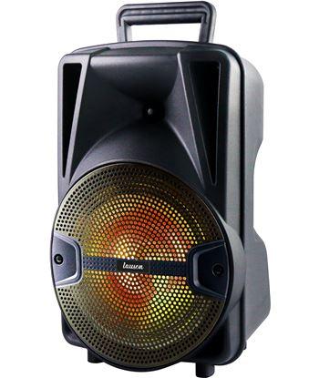 Lauson LLX35 negro altavoz inalámbrico portátil 28w bluetooth karaoke fm lu - LLX35