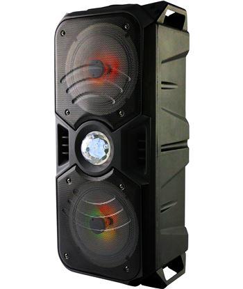Lauson LLX33 negro altavoz inalámbrico portátil 70w bluetooth karaoke fm lu - LLX33