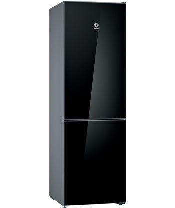 Combi no frost a++ Balay 3kfe565bi (1860x600x660) cristal negro - BAL3KFE565BI