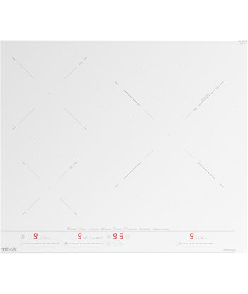 Placa electrica inducc Teka izc 63632 wh mst blanc TEK112500016 - 112500016