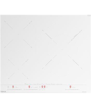 Teka 112500016 placa electrica inducc izc 63632 wh mst blanc - 112500016