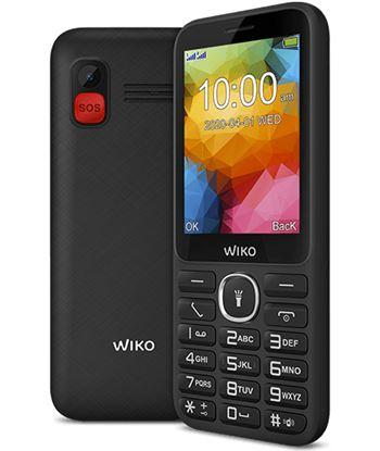 Teléfono móvil Wiko f200 black - display 2.8''/7.11cm - dual sim - cámara vg F200BLACK - F200BLACK
