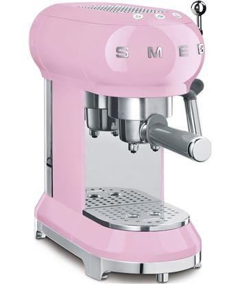 Cafetera Smeg ecf01 . color rosa ECF01PKEU Cafeteras expresso para casa - ECF01PKEU