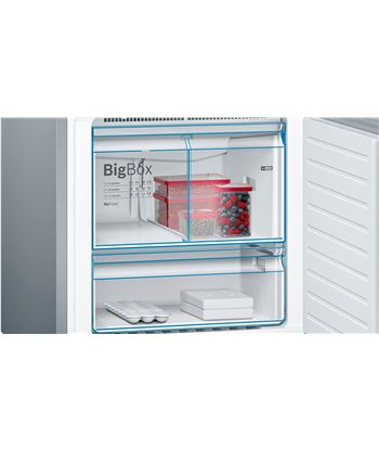 Bosch combi no frost inox bosino frost kgf56pi40 (1930x700x800) a+++ - 80216096_8368682643
