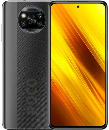 Xiaomi MZB07TBEU smartphone móvil pocophone x3 nfc shadow grey - 6.67''/16.94cm - snap - MZB07TBEU