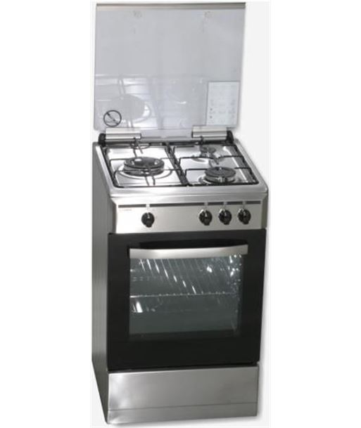Rommer VCH356XFGINOXNA cocina gas t Cocina - VCH356XFGINOXNAT