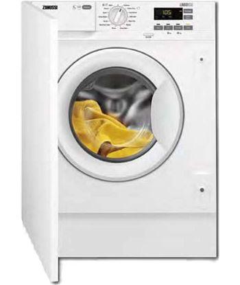 Zanussi ZWT816PCWA lavadora/secadora carga frontal int. 8kg 1600rpm 4kgsecadora - ZWT816PCWA