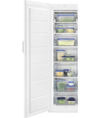 Congelador vertical a+ Zanussi zuan28fx (1860x595x635) - ZANZUAN28FW