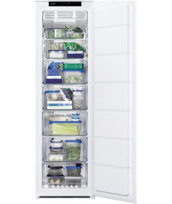 Congelador vertical integrable nf a+ Zanussi zunn18fs1 (1770x540x547mm) - ZANZUNN18FS1