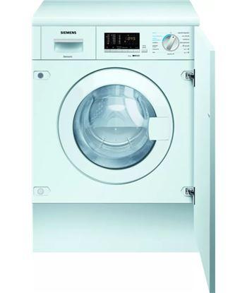 Siemens lavadora/secadora carga frontal integrable 7/4kg sieolimp wk14d542es (1400rpm) - SIEWK14D542ES