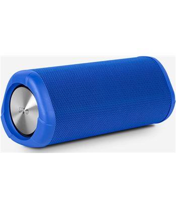 Altavoz bluetooth Spc tube azul - 10w - bt4.2 - bat. 2500mah - waterproof i 4416 A - 4416 A