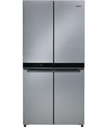 Whirlpool WQ9E1L frigorífico americano no frost clase a+ acero inoxidable - WQ9E1L