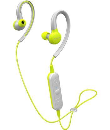 Pioneer SE-E6BT-Y YELLO se-e6bt amarillo auriculares deportivos in-ear inalámbricos e6 wire - SE-E6BT-Y YELLOW