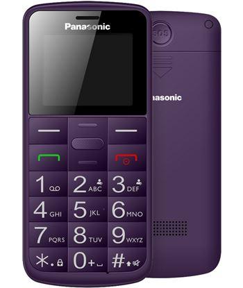 Movil Panasonic kx-tu110exv KXTU110EXV 1.7'' iconos grandes violeta - KXTU110EXV