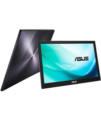 Monitor portátil Asus MB169B+ 15.6''/ full hd/ plata negro - ASU-M MB169B+