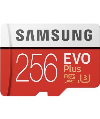 Samsung MB-MC256HA/EU tarjeta microsd xc + adaptador - evo plus - 256gb - clase 10 - 100m - MB-MC256HAEU