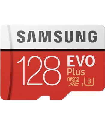 Samsung MB-MC128HA/EU tarjeta microsd xc + adaptador - evo plus - 128gb - clase 10 - 100m - MB-MC128HAEU