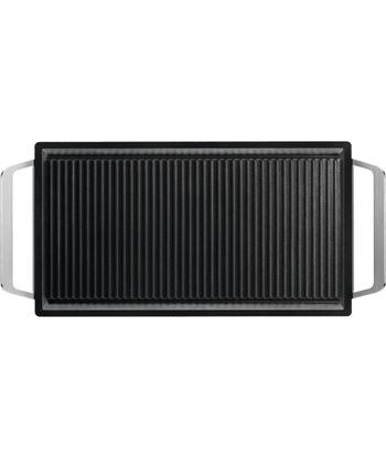 Electrolux plancha grill con revestimiento antiadherente, ideal para cocinar al aire l - E9HL33