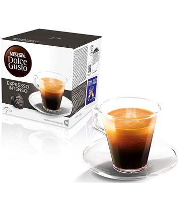 Nestle EXPRESOINTDESCA cafe dolce gusto espresso descafeinado (3x16 capsu - 12045472CAIXA