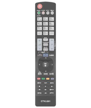 Lg 02accoemctv01 mando a distancia ctv01 compatible con tv smart tv - no precisa progra - 8436034267652