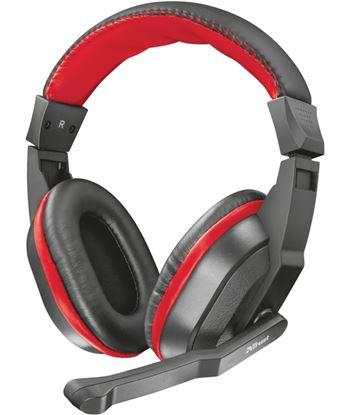 Auriculares con micrófono Trust gaming ziva - micrófono escamoteable alta s 21953 - 21953