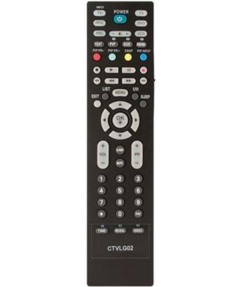Lg 02accoemctv02 mando a distancia ctv02 compatible con tv - no precisa programación - 8436034267669