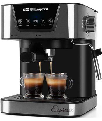 Orbegozo 17535 cafetera espresso ex 6000 - 1050w - 20 bar - deposito de agua 1.5l - 17535