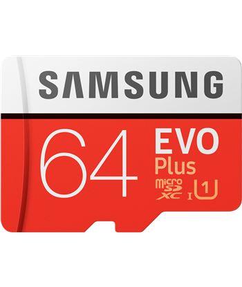Samsung MB_MC64HA_EU tarjeta micro sd clase 10 evo + 64gb con adapt. - SAMMB_MC64HA_EU