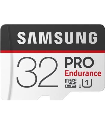 Samsung MB-MJ32GA/EU tarjeta microsd hc + adaptador pro endurance - 32gb - clase 10 - 10 - MB-MJ32GAEU