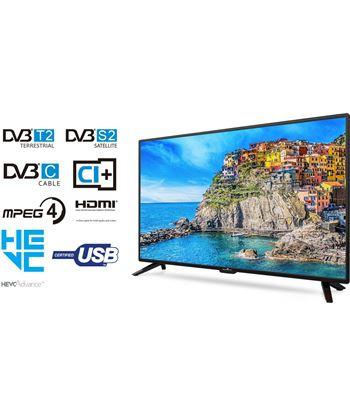 24'' tv led smart tech by Sunstech hd SMT24Z30HC1L1B1 - 86067788_7498639797