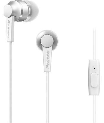 Pioneer SE-C3T-W se-c3t blanco auriculares con micrófono diseño acabado en aluminio - +99288