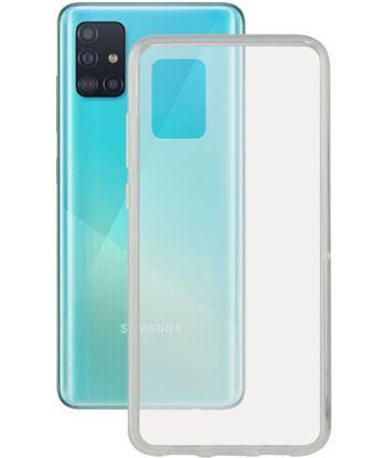Funda flex ksix para Samsung galaxy a71 transparente L8643FTP00 - CONL8643FTP00