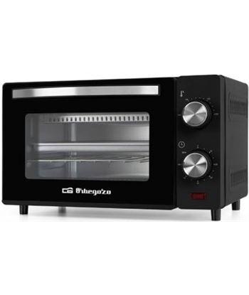 Orbegozo HO 980 horno de sobremesa negro - 650w - capacidad 10l - puerta do - ORB-PAE-HORNO HO 980