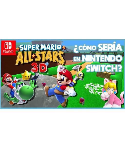 Juego para consola Nintendo switch super mario 3d all-stars (super mario 64 SUPERMARIO 3DAS - SUPERMARIO 3DAS