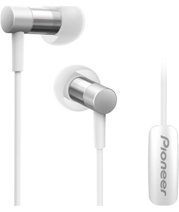 Pioneer SE-CH3T-S auriculares plata Auriculares - SE-CH3T-S